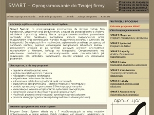 System-smart - program do kompletacji